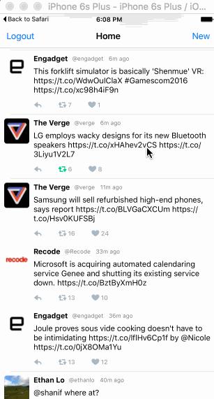 iOS Bootcamp   CodePath